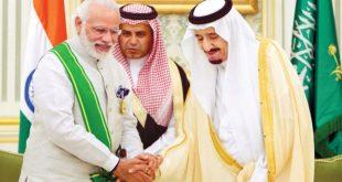 العلاقات الهندية السعودية ترتكز على المصالح المشتركة